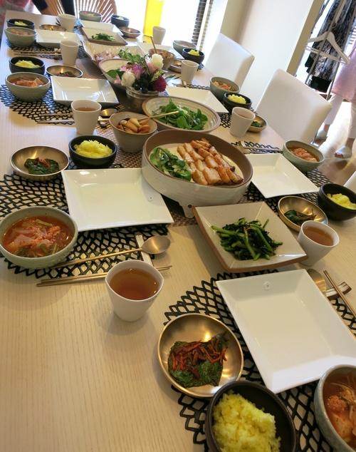 ナカ先生の「我が家の韓国料理教室」・9月_f0236260_2293082.jpg