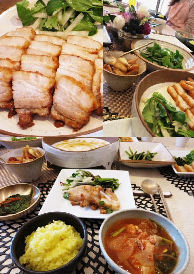 ナカ先生の「我が家の韓国料理教室」・9月_f0236260_2325241.jpg
