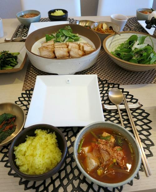 ナカ先生の「我が家の韓国料理教室」・9月_f0236260_2383392.jpg
