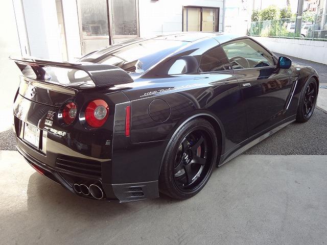 MY11 35GTR GT800仕様バージョンアップ_a0252579_16383882.jpg