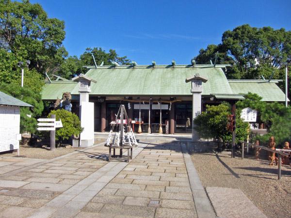 和田神社(和田岬)_a0045381_820370.jpg