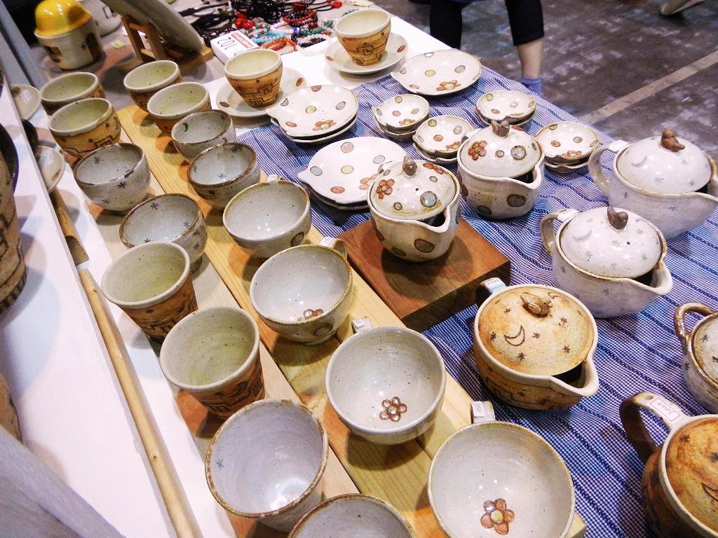 2013旭川陶芸フェスティバル終了。_a0107184_11225222.jpg