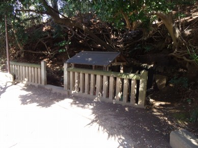 板橋区赤塚の「不動の滝」 を散策_c0223192_1825697.jpg