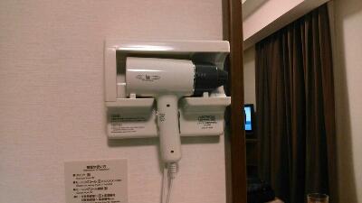 ホテルのドライヤー_b0074601_2258258.jpg