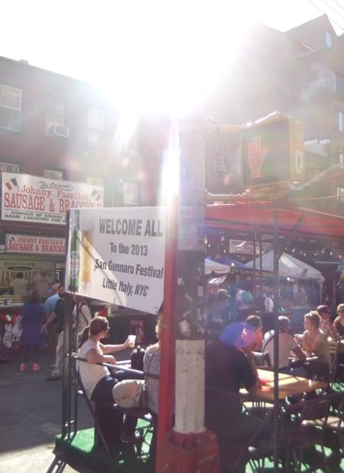 リトル・イタリー最大のお祭り San Gennaro 2013_b0007805_05313.jpg