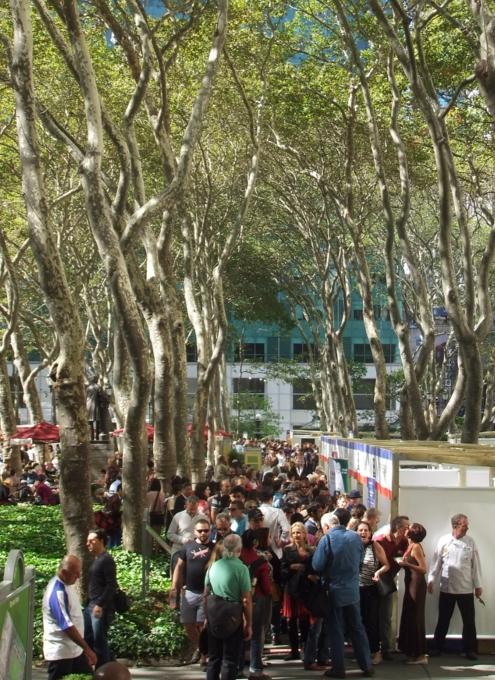 NYに登場した新しいフランスのお祭り、Taste of France 2013_b0007805_4343998.jpg
