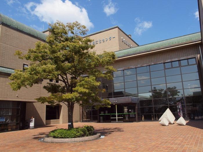 佐伯区民文化センター&図書館&五日市中央公園_c0116915_23515521.jpg