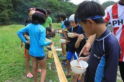 川遊びキャンプ_f0121321_1233945.jpg