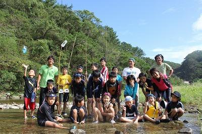 川遊びキャンプ_f0121321_124626.jpg