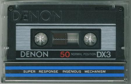 DENON DX3_f0232256_16591181.jpg