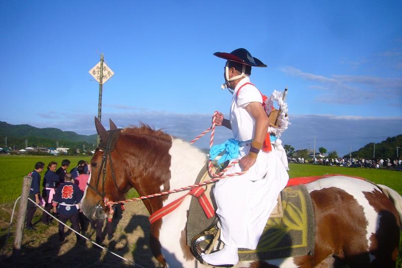 吉保八幡神社の流鏑馬(9月29日)_f0141559_6431799.jpg