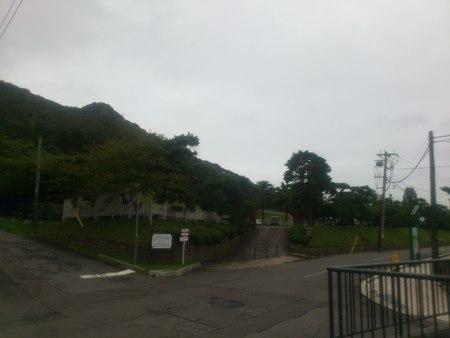 函館山ロープウェイ山麓駅より_b0106766_21505413.jpg