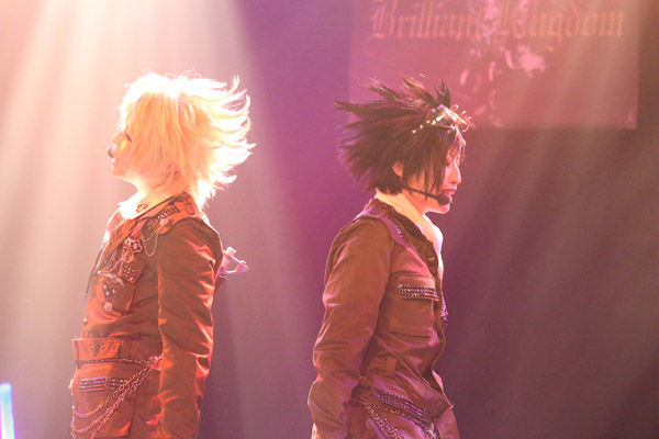 9/29 BK-Brilliant Kingdom anniversary LIVE レポ①_d0155379_0125071.jpg