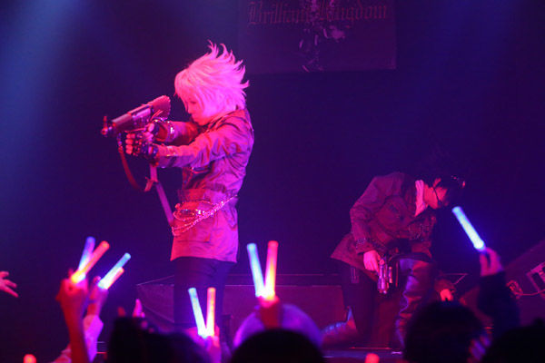 9/29 BK-Brilliant Kingdom anniversary LIVE レポ①_d0155379_014316.jpg