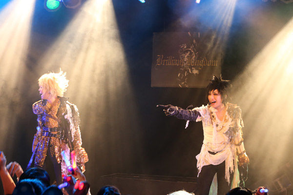 9/29 BK-Brilliant Kingdom anniversary LIVE レポ①_d0155379_018181.jpg