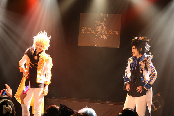 9/29 BK-Brilliant Kingdom anniversary LIVE レポ①_d0155379_0191915.jpg