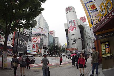 10月1日(火)の渋谷109前交差点_b0056983_11595661.jpg