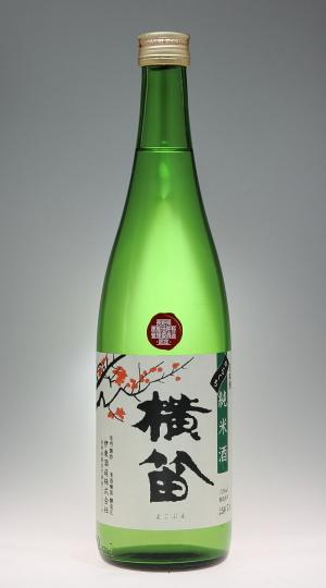 横笛 純米酒 [伊東酒造]_f0138598_19224360.jpg