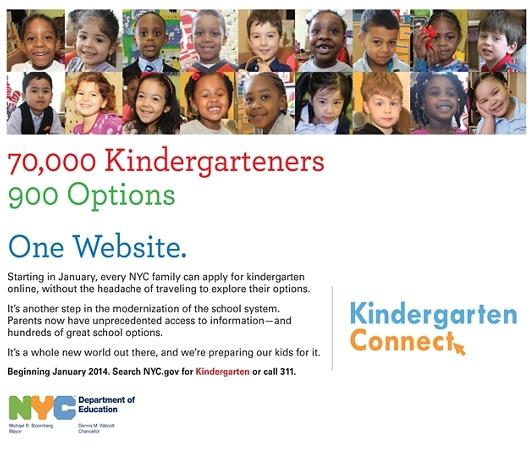 ニューヨーク市内7万箇所の幼稚園を結ぶウェブサイト(Kindergarten Connect)が2014年1月スタート!!!_b0007805_2128585.jpg