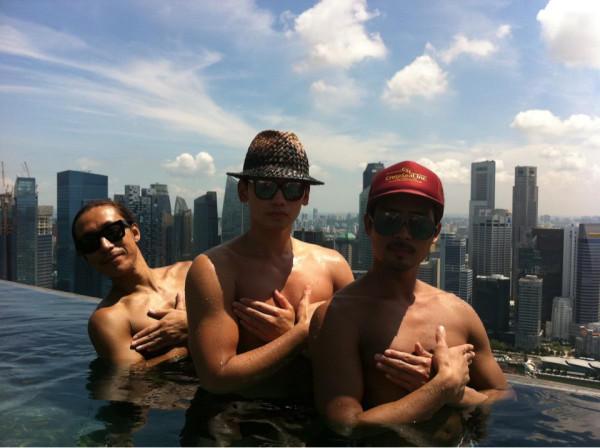 Rain MCM シンガポールでRAINー ing _c0047605_0493222.jpg