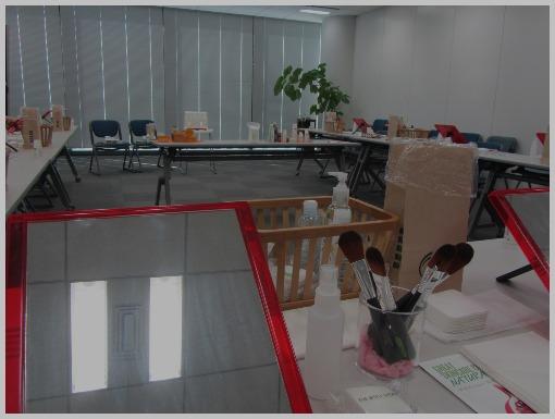 「実践!素肌キレイなベースメイク」 presented by THE BODY SHOP_a0100706_22141594.jpg