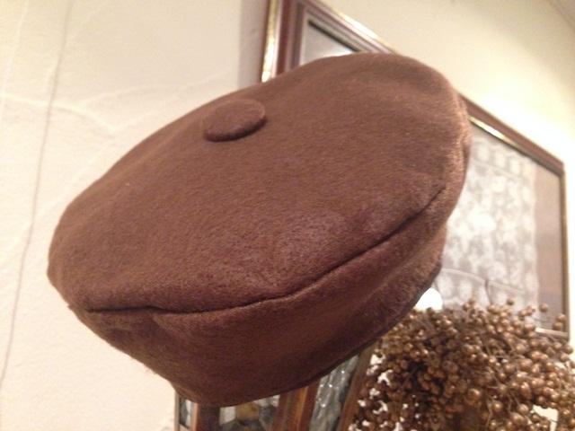 今年の秋・冬は手作りベレー帽でおしゃれに(^^♪_a0213806_1543126.jpg