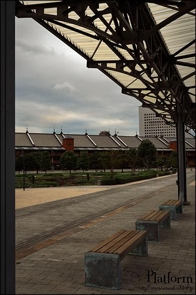 旧横浜港駅プラットホーム_f0100215_2117534.jpg