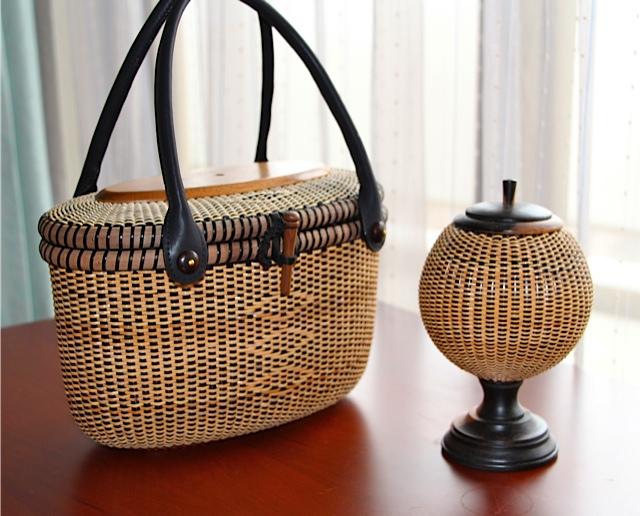 Argyle Pattern Basket_f0197215_10101888.jpg
