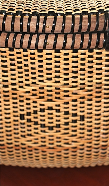 Argyle Pattern Basket_f0197215_10101984.jpg