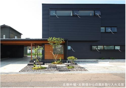 福井県鯖江市で、パッシブハウスを考える。I-House編  [自然風利用(敷地環境)]_f0165030_1725834.jpg