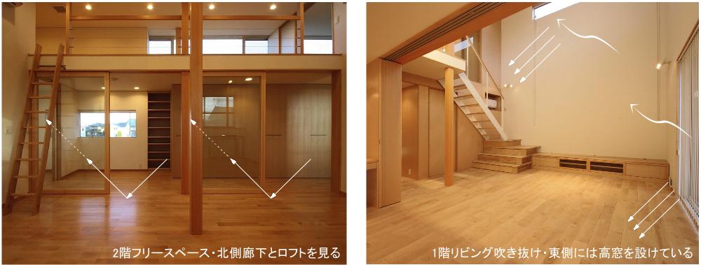 福井県鯖江市で、パッシブハウスを考える。I-House編  [断熱・気密・昼光利用]_f0165030_1759190.jpg