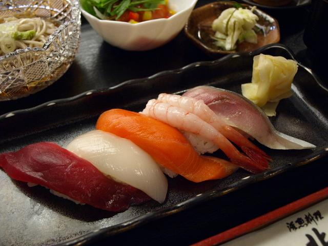 活魚料理 北海_d0153062_8593694.jpg