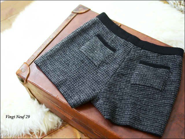 Vingt Neuf 29 [ヴァンヌフ] KNIT SHORT PANTS [VN-PT04-3A] _f0051306_17511467.jpg