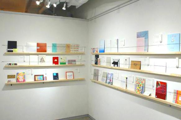 2013年10月3日 〜10月14日 『Little Book Store』-クリエイターが作る小さな本展- _f0172313_3164589.jpg