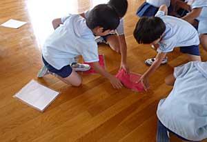 親子競技☆_e0325335_1256419.jpg