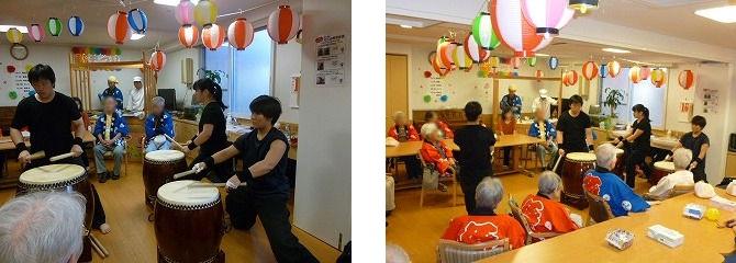 秋祭り<アクティブライフ夙川>_c0107602_13194893.jpg