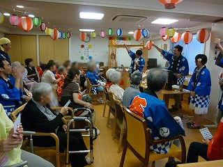 秋祭り<アクティブライフ夙川>_c0107602_13205545.jpg