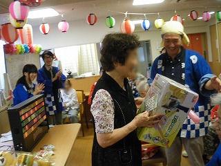 秋祭り<アクティブライフ夙川>_c0107602_13213149.jpg