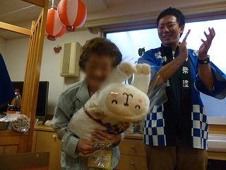 秋祭り<アクティブライフ夙川>_c0107602_13225965.jpg