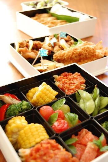 運動会のお弁当  作家 水野麻里のデイリーブログ