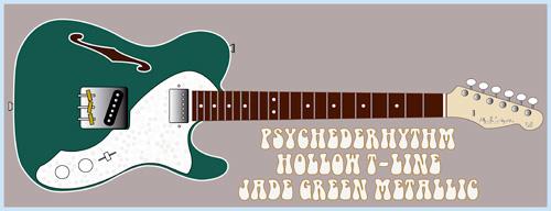 今月中旬に「Jade Green MetallicのHollow T」を発売!_e0053731_19313720.jpg