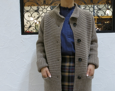 2013年秋冬オニールオブダブリン キルトスカートです。_c0227633_14341832.jpg