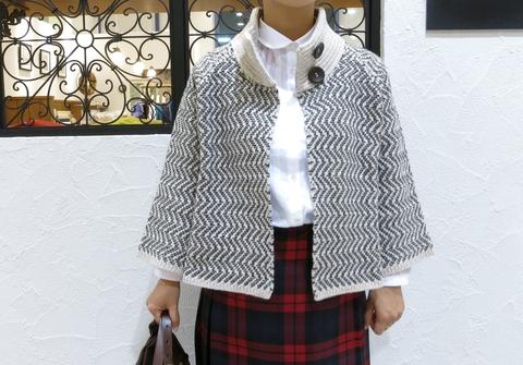 2013年秋冬オニールオブダブリン キルトスカートです。_c0227633_1436581.jpg