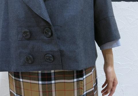 2013年秋冬オニールオブダブリン キルトスカートです。_c0227633_14384270.jpg