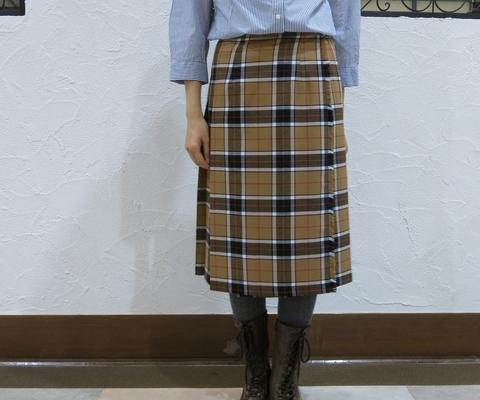 2013年秋冬オニールオブダブリン キルトスカートです。_c0227633_1439280.jpg