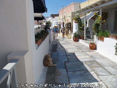 ギリシャで着物を家で着る。_f0037264_10224625.jpg