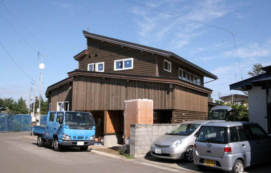 A様邸「松長布の家」_f0150893_14403363.jpg