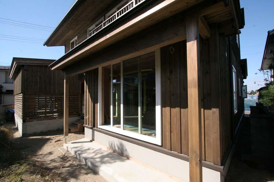 A様邸「松長布の家」_f0150893_1441177.jpg