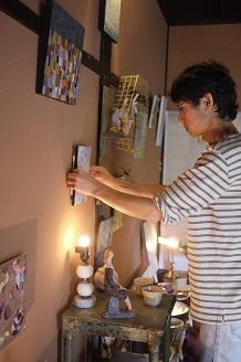 今日からスタート「鈴木隆のうつわとオブジェ展」_f0226293_91083.jpg