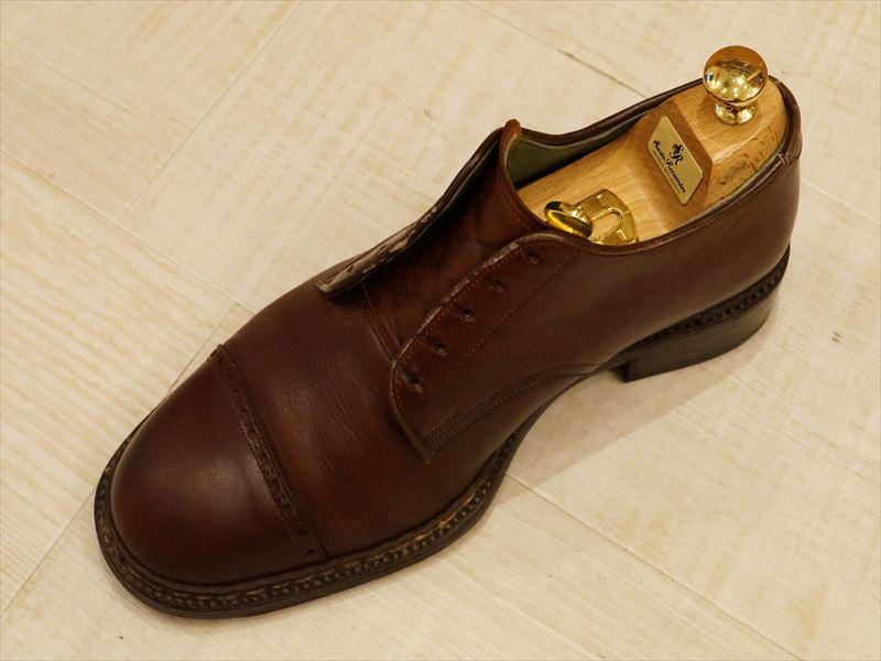 サドルソープで靴を丸洗い_d0166598_17304930.jpg